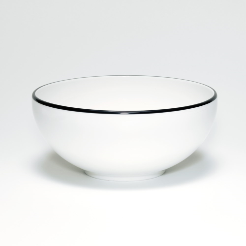 Breakfast/soup bowl, D15cm, Black