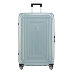 Neopulse Spinner suitcase, 81 x 54 x 30cm, metallic mint