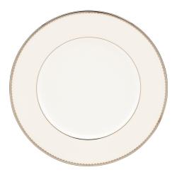 Sugar Pointe Accent plate, Platinum