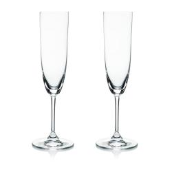 Vinum Pair of Champagne flutes, 160ml