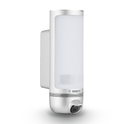 Smart Home Eyes outdoor camera, White