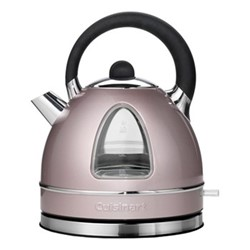 Style Collection CTK17PU Traditional kettle, 1.7 litre, pink