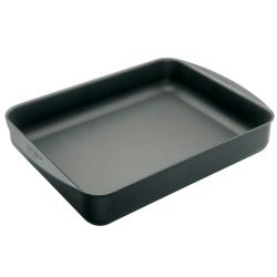 Classic Roasting pan, 34 x 22cm, ceramic titanium