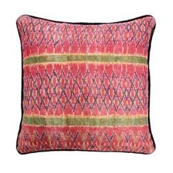 Lakai Square cushion, L50 x W50cm, multi