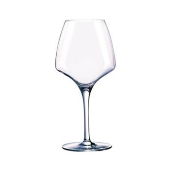 Open Up Set of 6 pro tasting wine glasses, 11.25oz