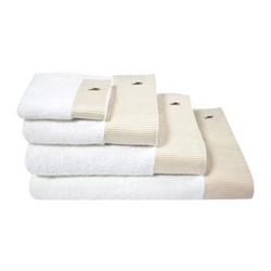 Oxford Hand towel, 50 x 100cm, sand
