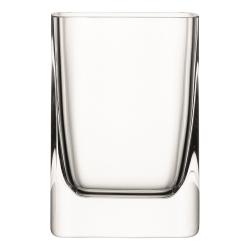 Modular Vase, H15 x W10 x D5cm, clear