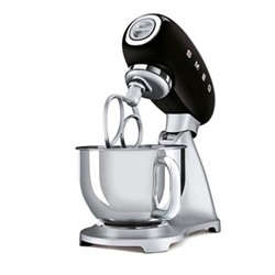 50's Retro Stand mixer, black