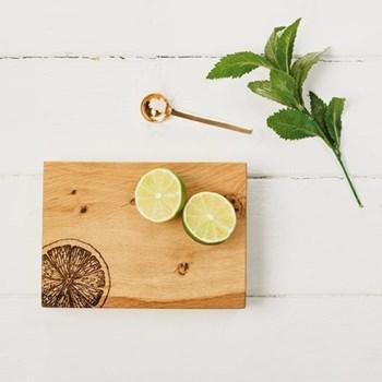 Chopping board 19 x 14 x 4.2cm
