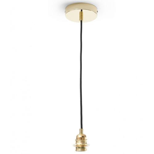 Aquafleur Anthracite Pendant Lamp, H28 x Dia45cm