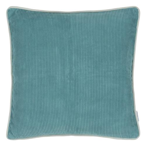 Corda Cushion, H43 x W43cm, Light Blue