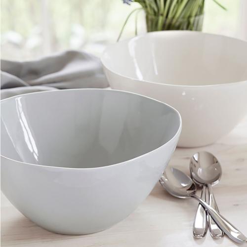 Arbor Grey Serving Bowl, 25.6cm, grey