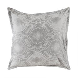 Namasté Pillowcase, L65 x W65cm, grey
