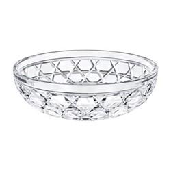 Royal Bowl, clear crystal