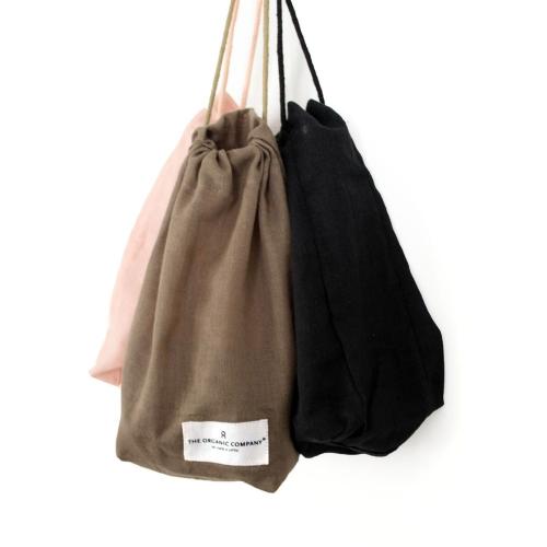 All purpose bag, 30 x 24 x 8cm, Black