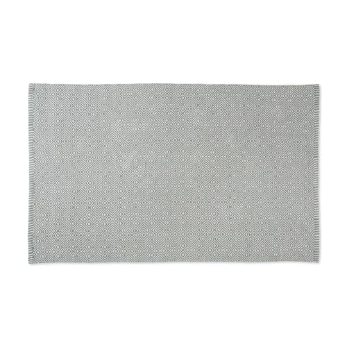 Provence Rug, L150 x W90cm, Dove Grey