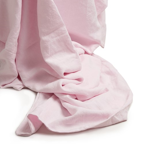 Bedding Bundle Kingsize set, 225 x 220cm, Blush Pink
