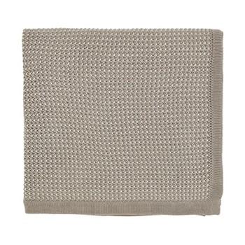 Nayara Throw, L150 x W130cm, cashmere