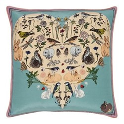 Spring Love Cushion, L45 x W45cm, multi