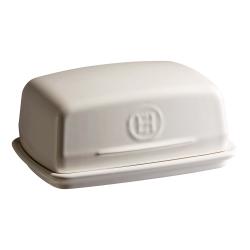 Butter dish, 17 x 11 x 8cm, Clay