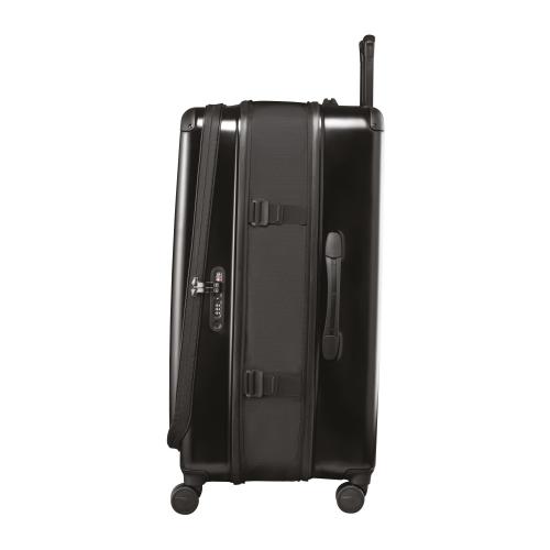Spectra 2.0 Expandable Extra large expandable trolley, H82 x W56 x D33cm, black