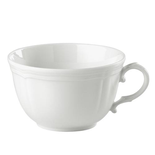 Antico Doccia Teacup, 24cl, White