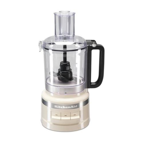Compact Food processor, 2.1 litre, Almond Cream