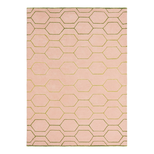 Arris Rug, W170 x L240cm, Pink