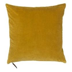 Cushion, 50 x 50cm, curry