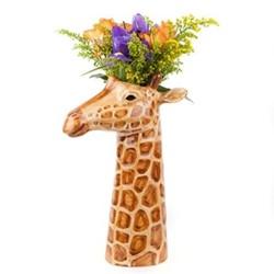 Giraffe Large flower vase, L12.5 x D19 x H26.6cm