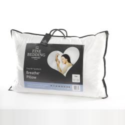 Breathe Pillow, 74 x 48 cm, White