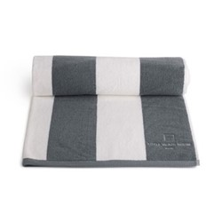 Malibu House pool towel, grey