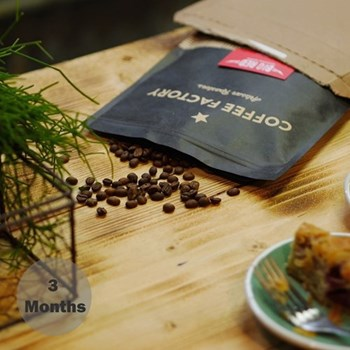Classic Roasters choice, 3 months subscription