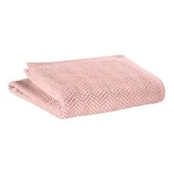 Roberto Maxi bath towel, 100 x 180cm, powder