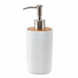 Oscar Soap dispenser, White