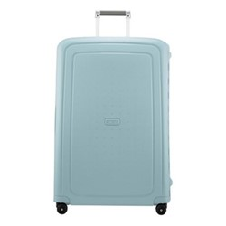S'Cure Spinner suitcase, 81 x 55 x 35cm, stone blue stripes