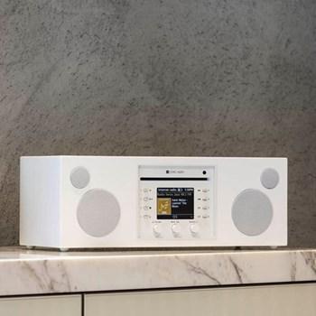 Smart speaker and CD player L40.5 x W16.6 x H14.3cm