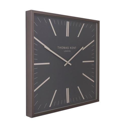 Garrick Wall clock, Dia61cm, Black