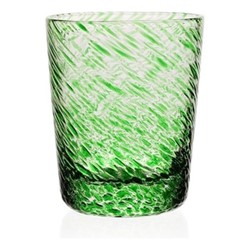 Vanessa Old fashioned tumbler, 275ml, forest green