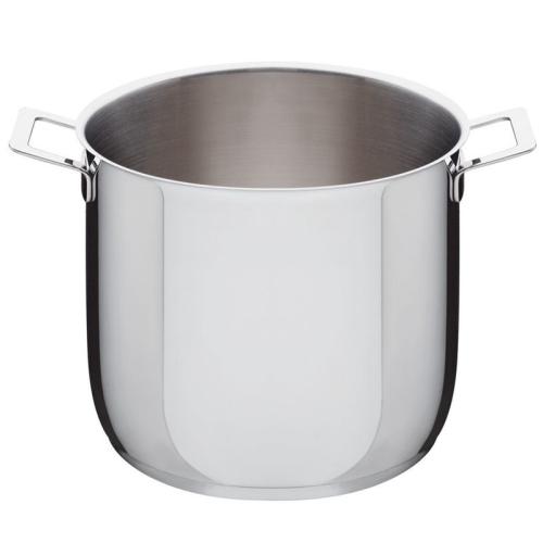 Pots & Pans by Jasper Morrison Stockpot, 24cm, stainless steel