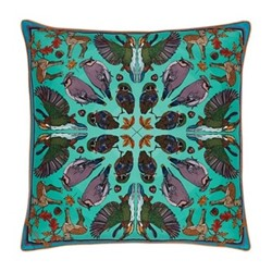 Autumn Garden Cushion, L45 x W45cm, multi