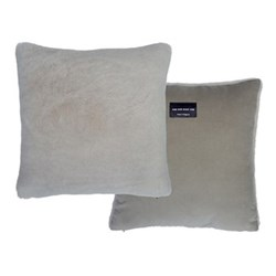 Sheepskin cushion L40 x W40cm