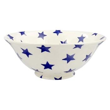 Blue Star Bowl, 9.1 x 23.3cm