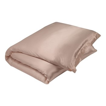 Signature King size duvet cover, 240 x 220cm, nude