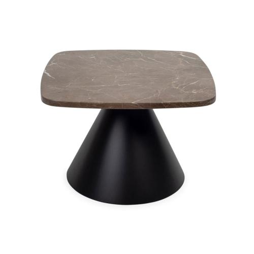 Cezanne Square side table, H33.3 x D50cm
