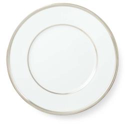 Wilshire Salad plate, D22cm, Platinum