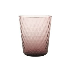 Veneziano Set of 6 tumblers, 33cl, amethyst