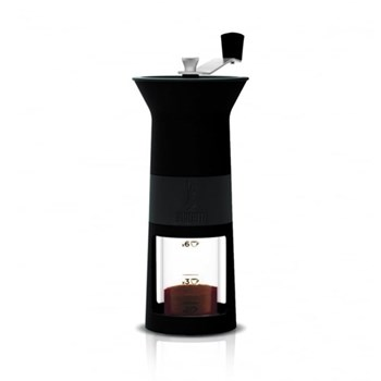 Manual moka coffee grinder