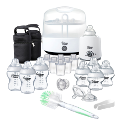 Closer to Nature Complete feeding set, white