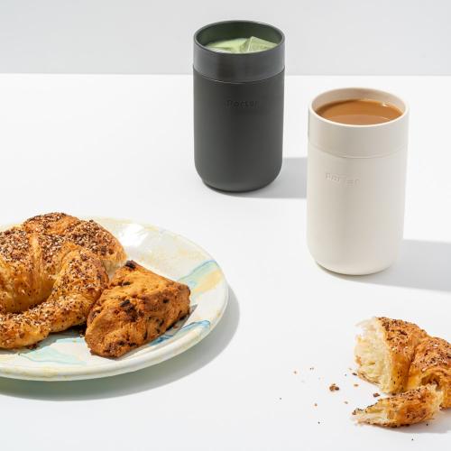 Porter Large mug, 450ml, Charcoal
